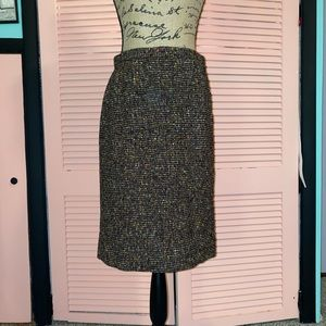 Vintage 1950s Pencil Skirt